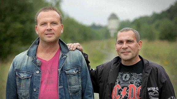 Jörg Reinhard und Jens Rohede (v.l.)