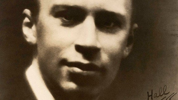 Prokofiev nach Auftritt Carnegy Hall 1927