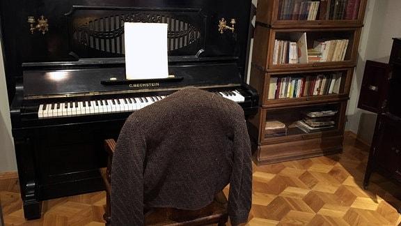Prokofiev Wohnung Moskau