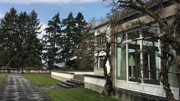 Rachmaninoff Villa SENAR mit Park