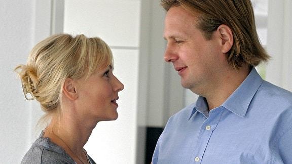 Das Ehepaar Ketelhut (Steffen Münster und Dana Golombek)