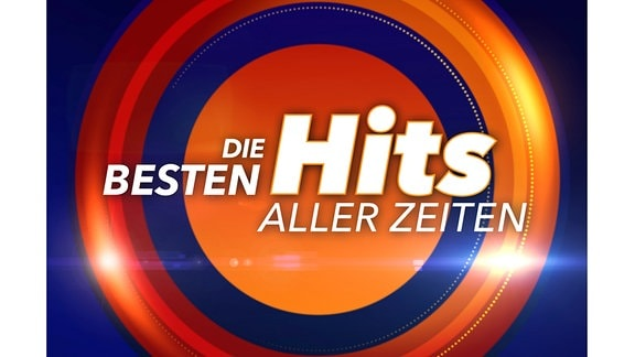 "Logo ""Die besten Hits aller Zeiten"""