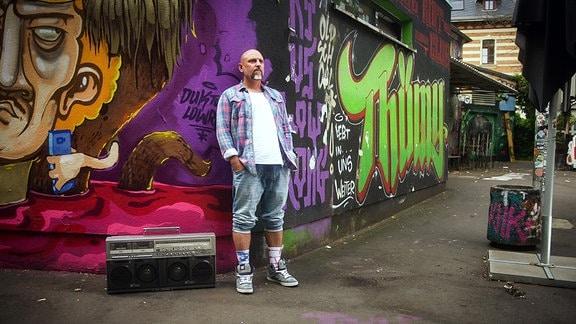 """Tom Nixx von """"Boogie Wave"""" aus Berlin"""