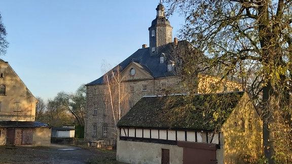 Wasserschloss Dobitschen