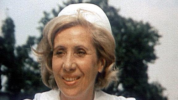 Schwester Agnes (Agnes Kraus)