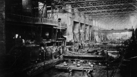 Die Geschichte des Maschinenbaus im Magdeburger Stadtteil Buckau beginnt im Jahr 1855. Hermann Gruson gründete damals eine Maschinenfabrik.