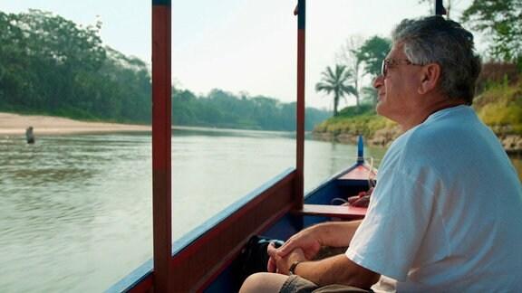Vom armen Jungen im Urwald zum bedeutenden Kunstsammler: Chagas Freitas im Amazonasgebiet in Acre, Brasilien