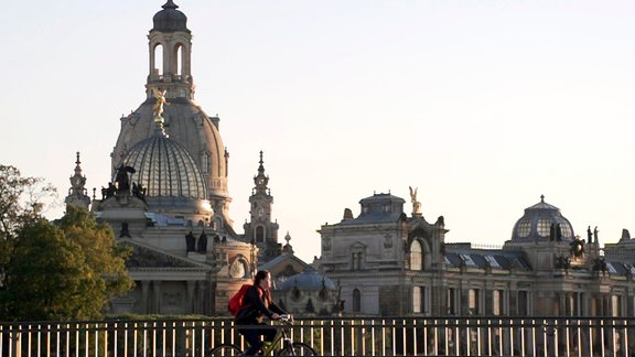 Dresden - Panorama heute