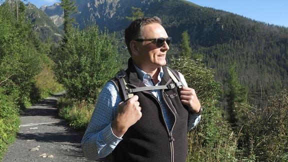 Axel Bulthaupt wandert durch die Hohe Tatra