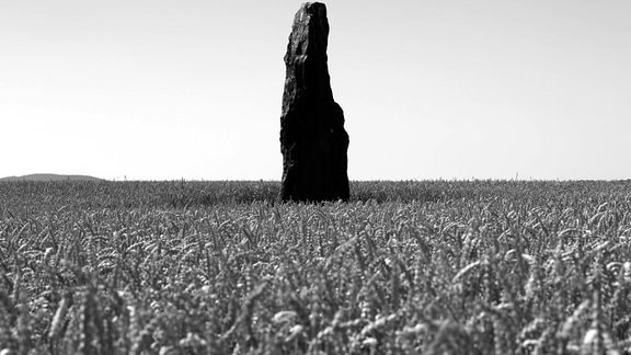 Menhir von Benzingerod