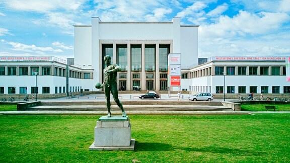 Deutsches Hygiene-Museum - Außenansicht
