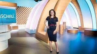 Moderatorin Ana Plasencia