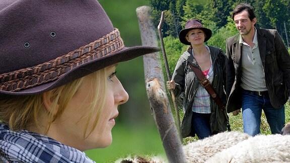 Die arbeitslose Juristin Svea Hofmann (Stefanie Stappenbeck) übernimmt einen Job als Schäferin und trifft dabei ihre Jugendliebe Hannes (Hans-Werner Meyer) wieder.