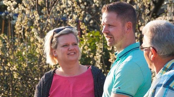 Nadine und Ronny Festerling wollen von Stuttgart zurück in ihre alte Heimat, den Harz.