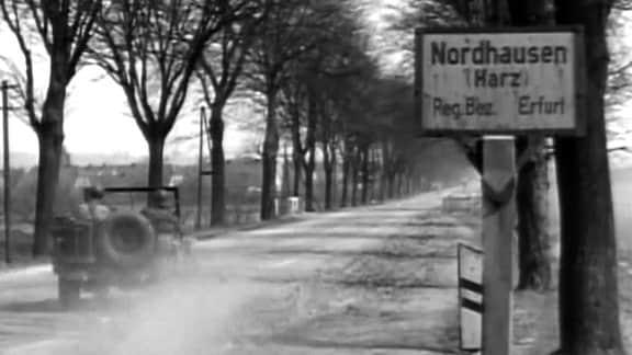 11. April 1945: Nordhausen wird von den Amerikanern besetzt