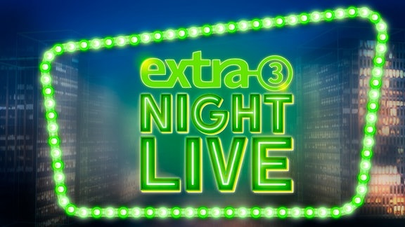 "Logo ""extra 3 Night Live"""