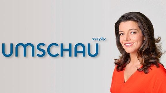 UMSCHAU-Moderatorin Ana Plasencia