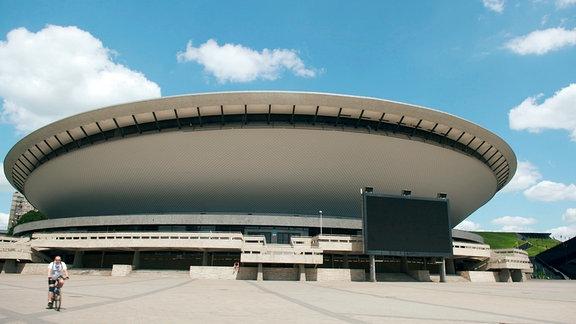 Sporthalle Spodek in Kattowitz