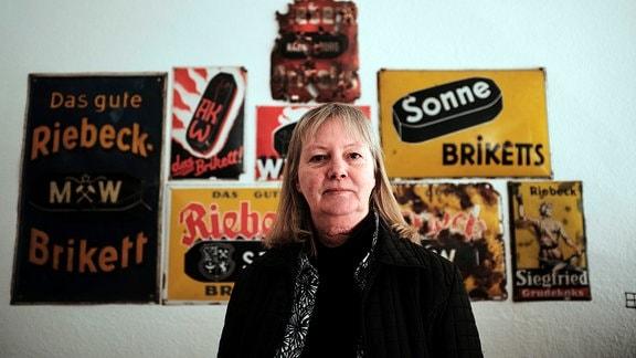 Riebeck-Biographin Simone Triede