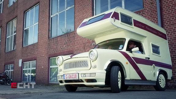Trabant-Wohnmobil