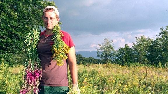 Gutes Klima und unberührte Natur: Das Geschäft mit Heilkräutern wird auf dem Balkan zunehmend lukrativ.
