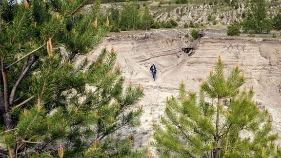 Bergbaufolgelandschaft, Hotspot derArtenvielfalt