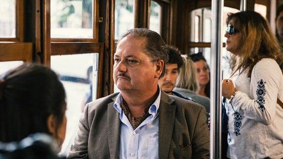 Der frühere Oberstaatsanwalt Eduardo Silva (Jürgen Tarrach) hat schon bessere Zeiten gesehen.