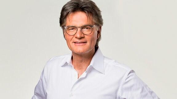 Moderator Peter Escher