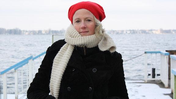 Dokumentarfilmerin Sabine Michel