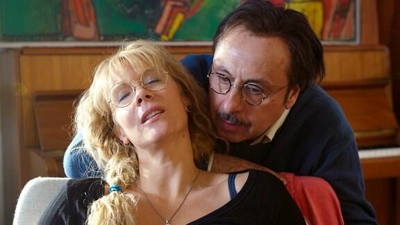 Jürgen Stoll (Wolfgang Stumph) und Jutta Seelandt (Katja Riemann)