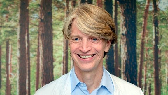 Dr. Burkhard Pleger, Neurowissenschaftler