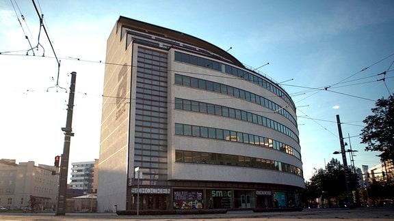 Kauhaus Schocken - Gebäude