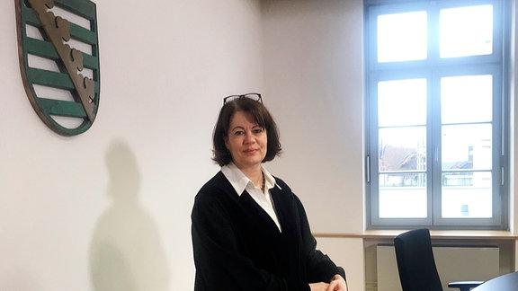 Richterin Friederike von Wedel