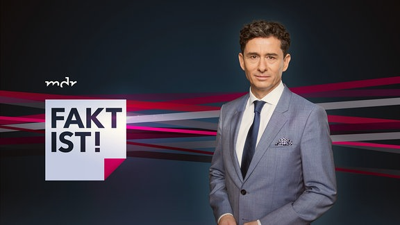Fakt ist!-Moderator Andreas F. Rook