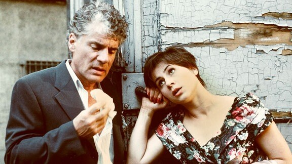Iris Karsubke (Annett Kruschke), Rainer Asch (Matthias Ponnier).