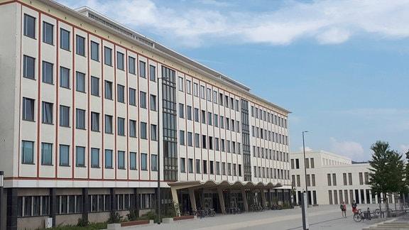 Gebäude der ehem. DHfK