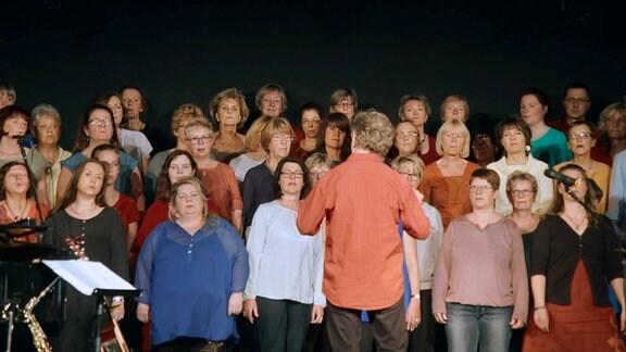 Der Bürgerchor Hoyerswerda hält Gundis Lieder am Leben