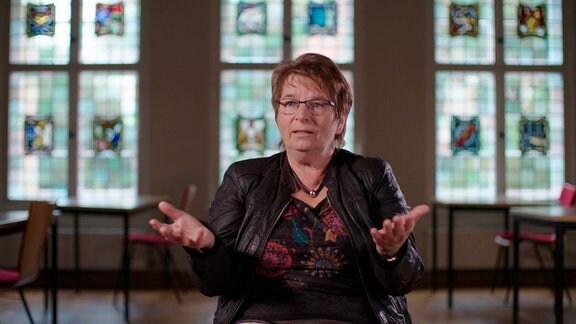 Bürgermeisterin Karin Berndt