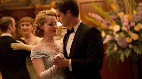 Ein Traumpaar: Robin (Andrew Garfield) und Diane (Claire Foy).