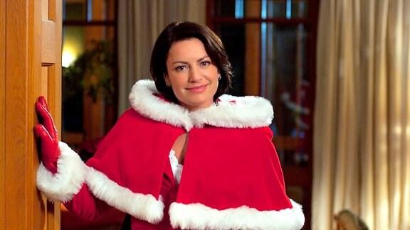 Weihnachtsfrau Klaudia (Christine Neubauer)