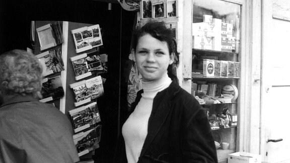 Renate Krößner in den 1980er Jahren