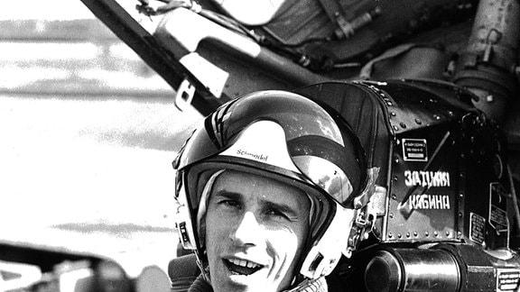 Frank Schmiedel - Letzter Flug 1993