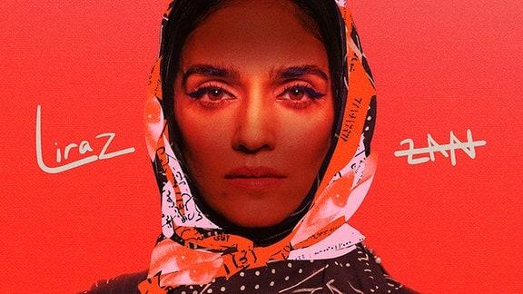 CD ZAN von Liraz aus Israel - Sängerin und Schauspielerin Liraz aus Israel