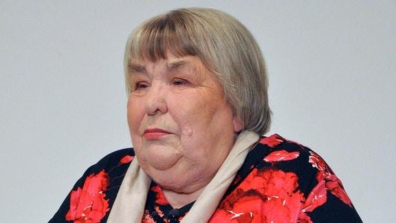 Seit 13 Jahren von der Körperspende überzeugt, Eva-Maria H. (80): Nach ihrem Tod wird ihr Körper der Universität Leipzig zur Verfügung gestellt