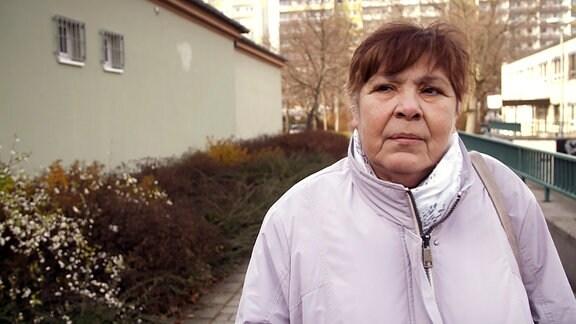 Sabine Howey bezieht EU-Rente