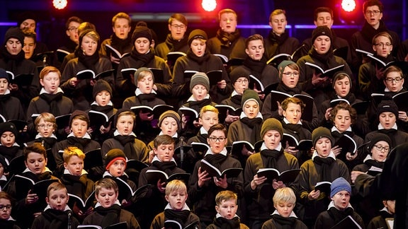 Kreuzchorkonzert in der Adventszeit