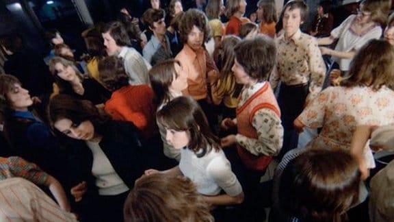 Diskoszene in der DDR
