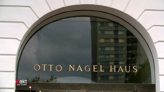 Das ehemalige Otto-Nagel-Haus in Berlin Mitte.