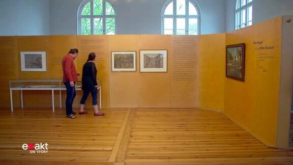 Ende September 2018 endet das Otto-Nagel-Jahr, das 2019 aus Anlass seines 125. Geburtstages begann  – eine der wenigen Nagel-Ausstellungen, die in jenem Jahr angeboten wurden.