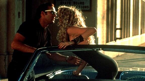 Sailor Ripley (Nicolas Cage) und Lula Fortune (Laura Dern).